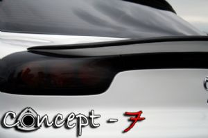 Duck Tail Spoiler RX7 FD3S
